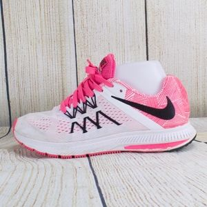 Nike Zoom Winflow Running Shoes Sneakers Size 7.5